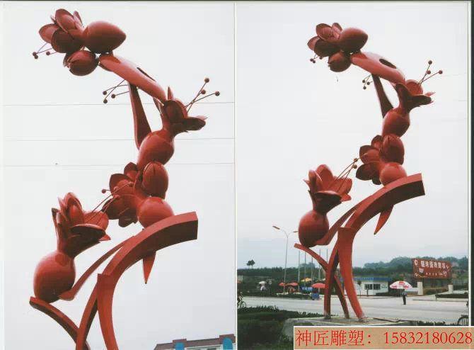 城市景观不锈钢雕塑 公园不锈钢雕塑