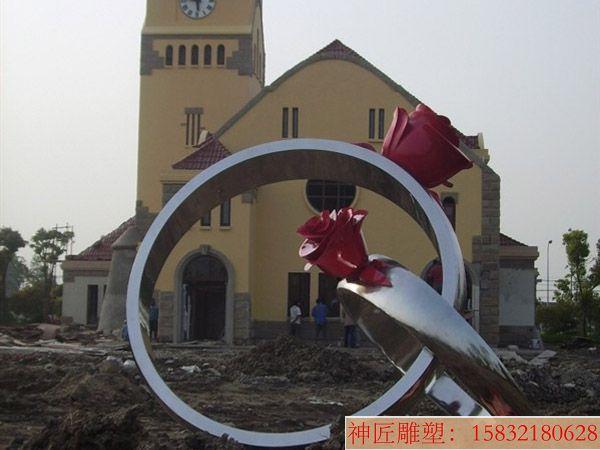 不锈钢雕塑,城市不锈钢雕塑