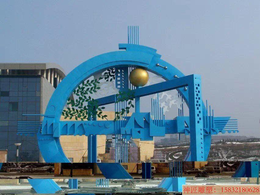 城市不锈钢雕塑 大型景观不锈钢雕塑 公园不锈钢雕塑